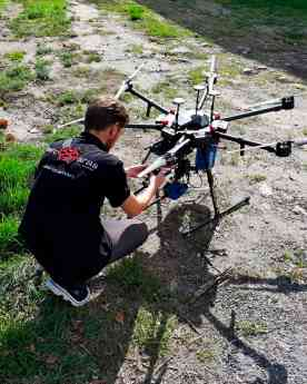 Foto de Drone Velutina