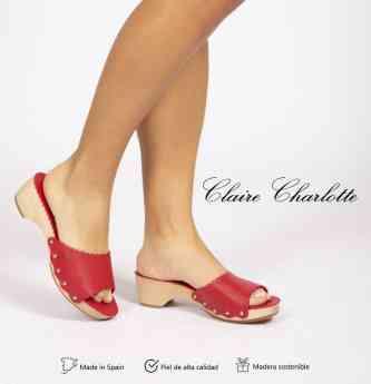 Claire Charlotte sandalias