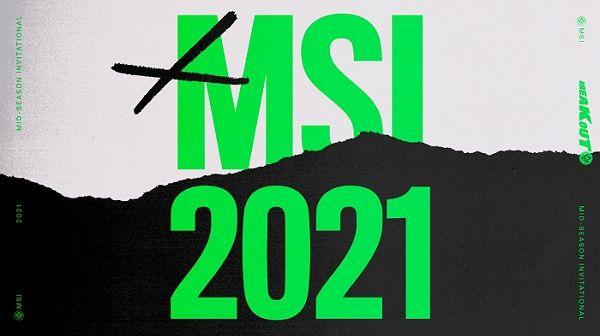 Foto de Mid Season Invitational _LOL 2021
