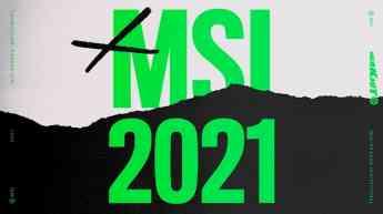 Mid Season Invitational _LOL 2021