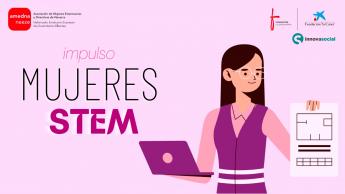 Impulsa mujeres STEM