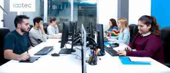 Departamento de marketing y estrategia digital de iootec