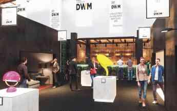 Detalle de la exposición de DWM
