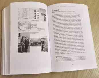 Foto de Dos amigos construyendo la historia del s.XX