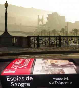 Foto de Bilbao, epicentro de la novela