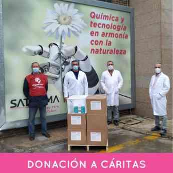 Donación Caritas