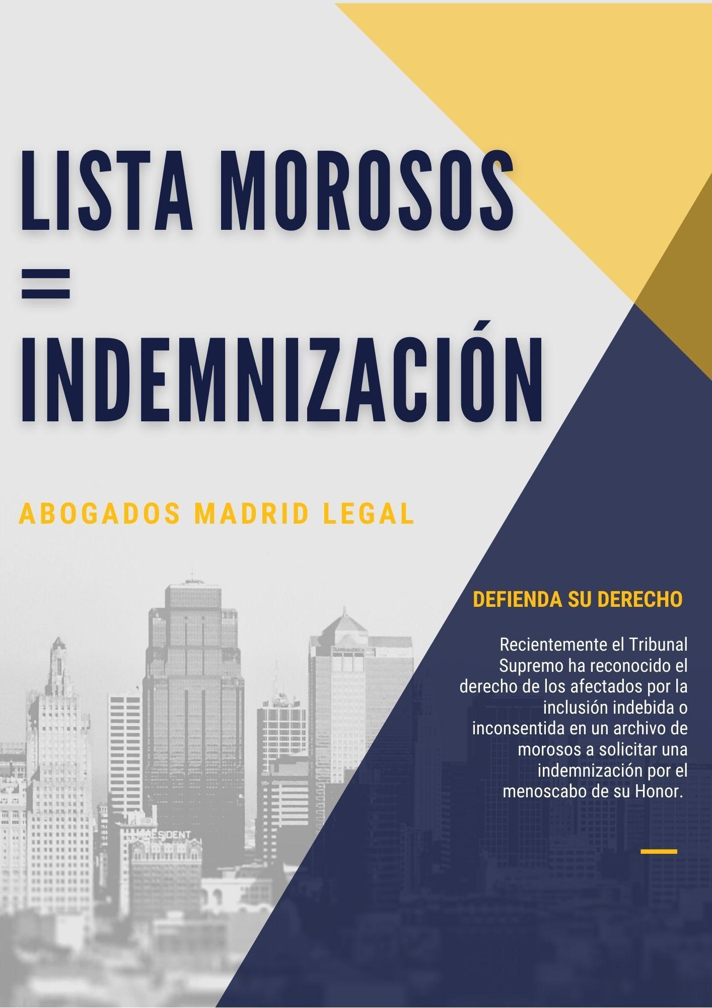 Abogados Madrid Legal