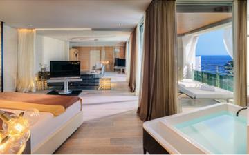 Foto de Aguas de Ibiza Grand Luxe Hotel