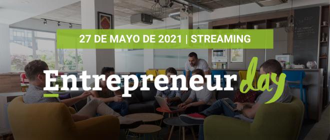 IEBS organiza el Entrepreneur Day 2021, evento de referencia para el sistema emprendedor