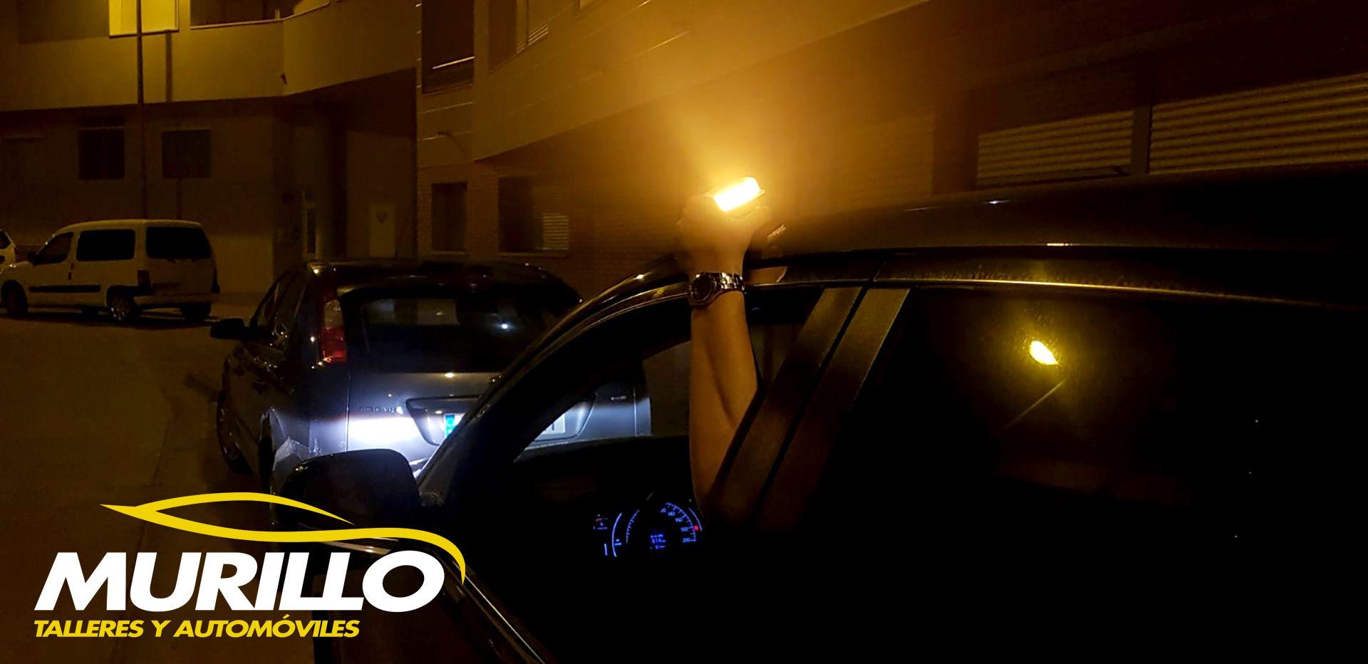 Foto de Nuevas luces de emergencia V-16