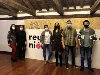 6 alumnos del curso tecnológico propiciado por ADEL ya trabajan en el centro coworking de Sigüenza