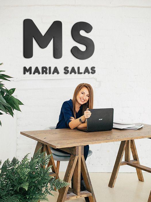 Foto de Letras de madera para negocios