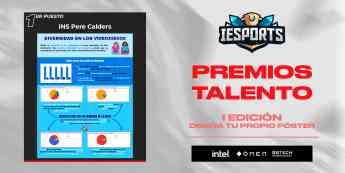 I Edición Premios Talento IESports