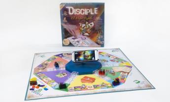 Foto de Disciple, el juego