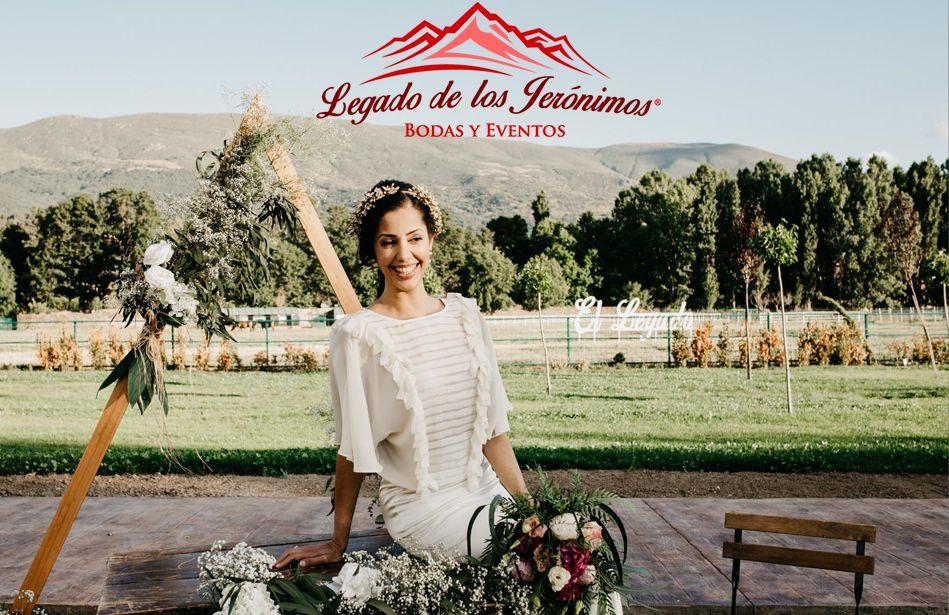 Foto de ¿Cómo organizar la boda en una finca? Por LEGADO DE LOS