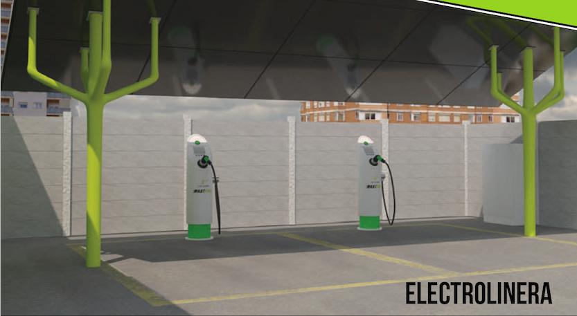 Foto de Electrolinera Fast Fuel