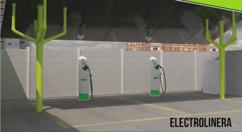 Electrolinera Fast Fuel