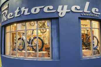 Tienda ciclismo Retrocycle en Madrid