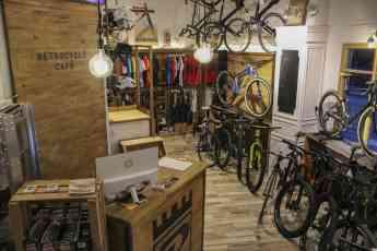 Foto de Retrocycle Madrid bicicletas a medida