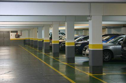 Foto de ¿Por qué poner protecciones para parkings contra rozaduras?