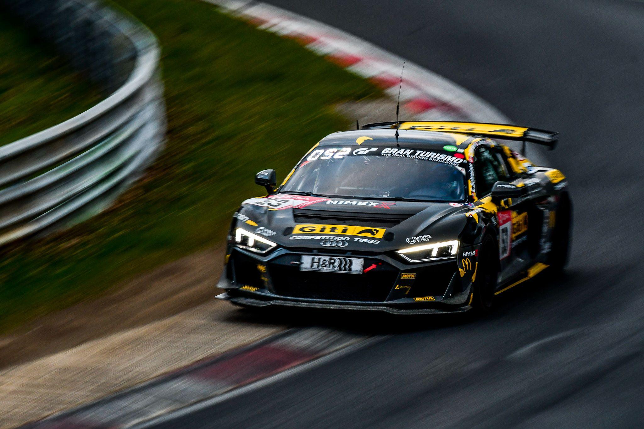 Foto de Giti Tire Motorsports by WS Racing's Audi R8 LMS GT4