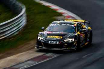 Giti Tire Motorsports by WS Racing's Audi R8 LMS GT4
