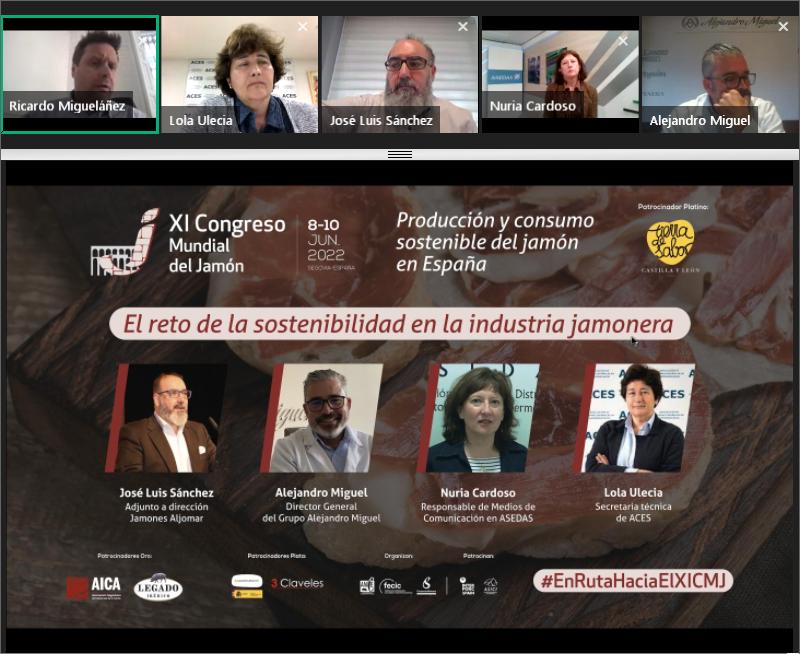 Foto de Congreso Mundial del Jamón