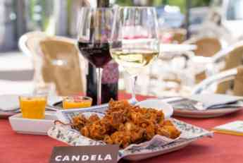Terraza Candela Restaurante