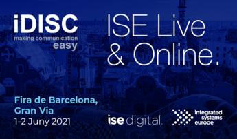 Noticias Comunicación | iDISC en el Congreso ISE 2021