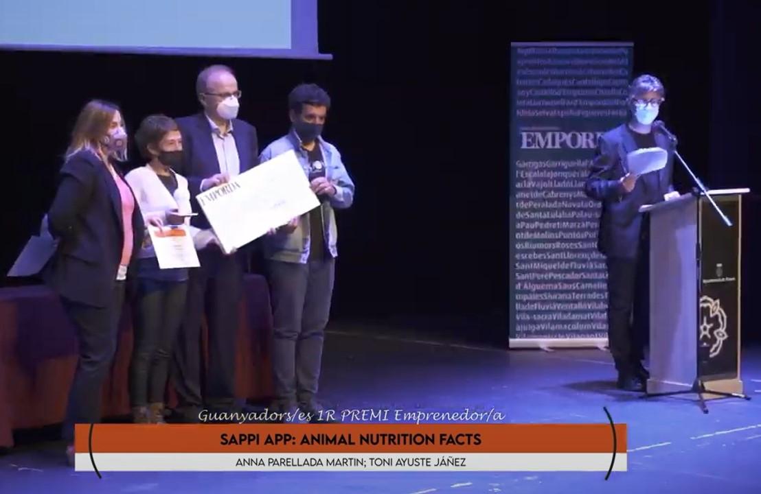 Foto de Sappi App: El proyecto ganador del Premio Emprendedor