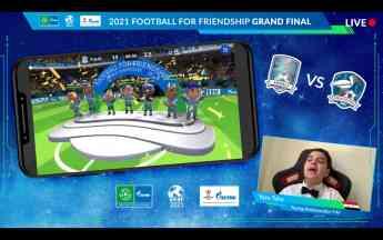 El programa social infantil internacional Gazprom Football for Friendship reúne a participantes de más de 200 países