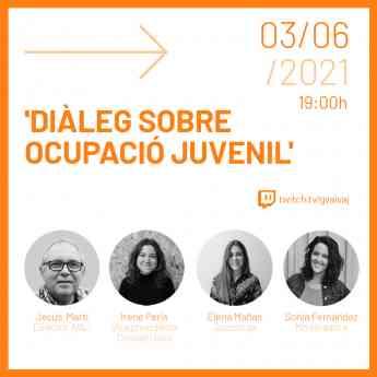 Noticias Emprendedores   Diàleg sobre ocupació juvenil