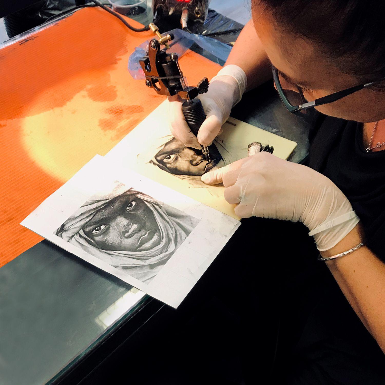 Foto de Curso de Tatuaje