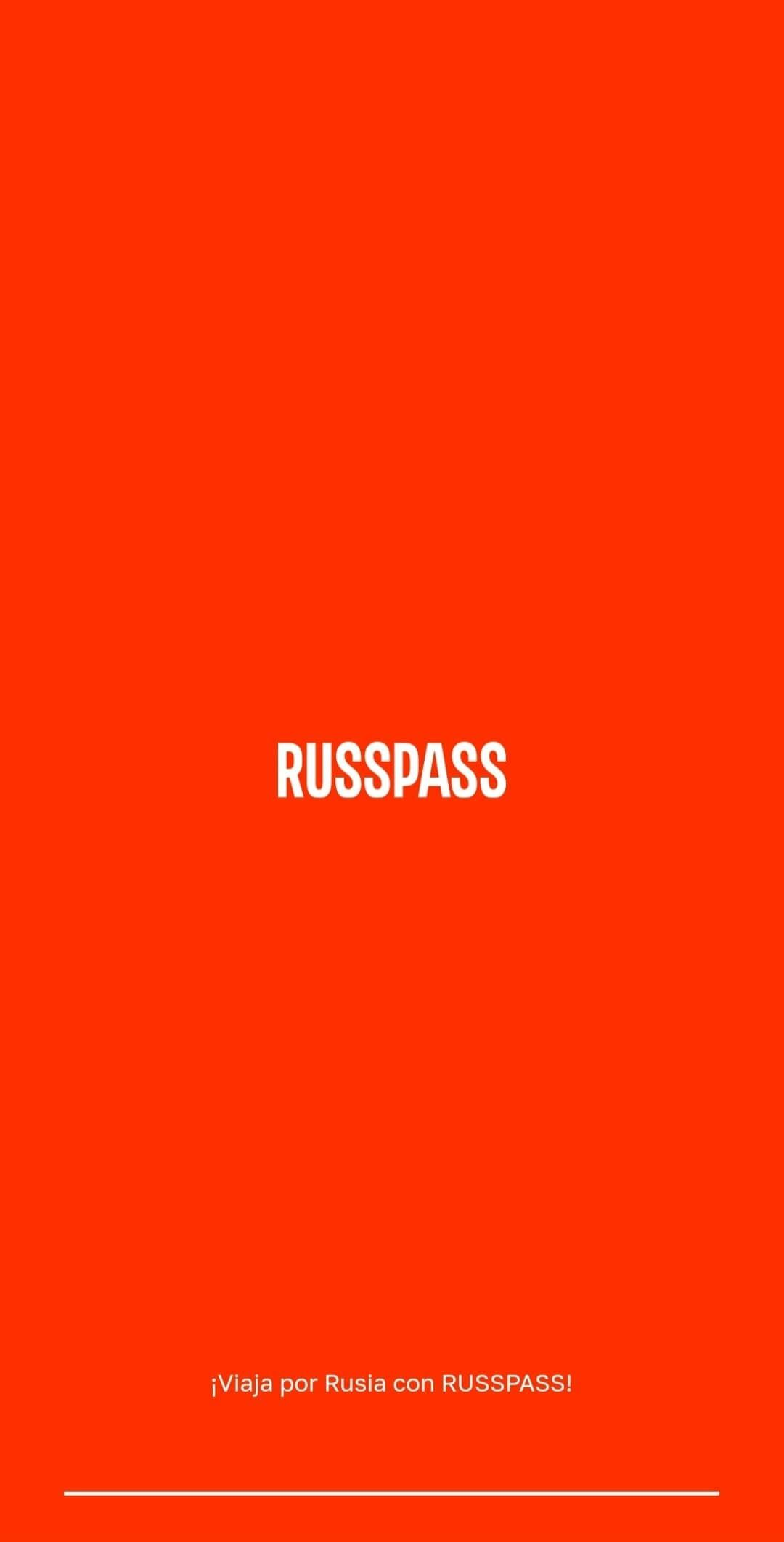 Foto de RUSSPASS