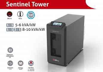 Riello UPS Sentinel Tower