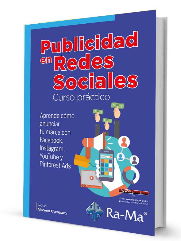 Editorial Ra-Ma lanza al mercado una nueva obra sobre marketing digital: 'Publicidad en Redes Sociales'