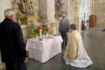 Foto de Dia del Corpus en Pareja