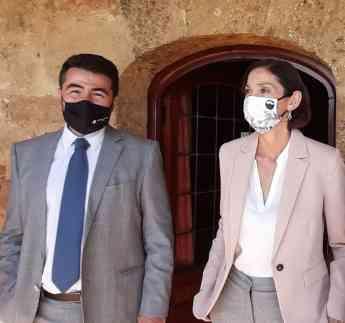 Roberto García y Reyes Maroto