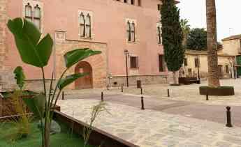 Foto de Vista plaza mayor  de Faura