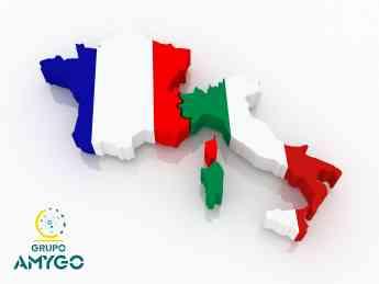 Mudanzas Internacionales Francia e Italia