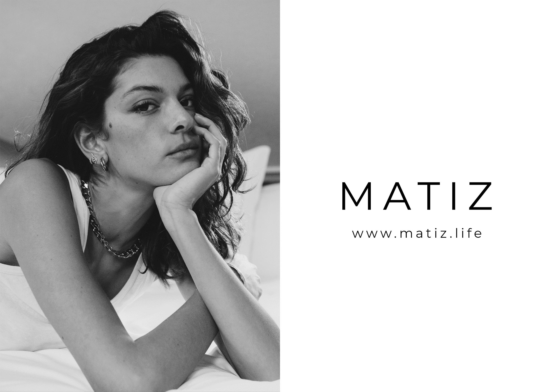 Fotografia Logo MATIZ e imagen Marta Ortiz