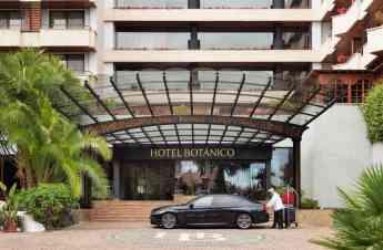 El Hotel Botánico de Tenerife reabrirá sus puertas el 1 de