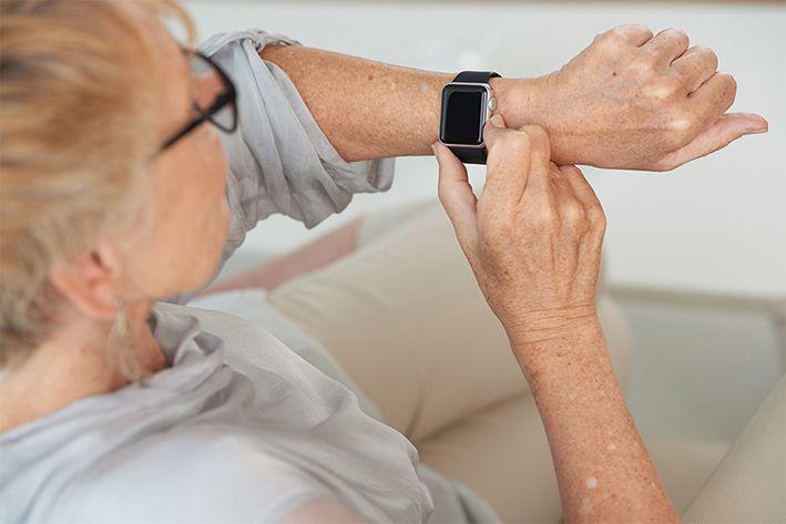 Foto de Wearables en enfermedad de Parkinson