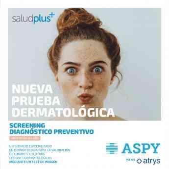 Prueba diagnóstica preventiva del cáncer de piel mediante
