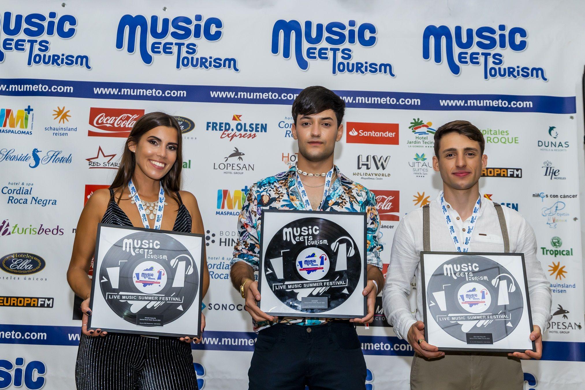 Fotografia Ganador y finalistas MMT 2021