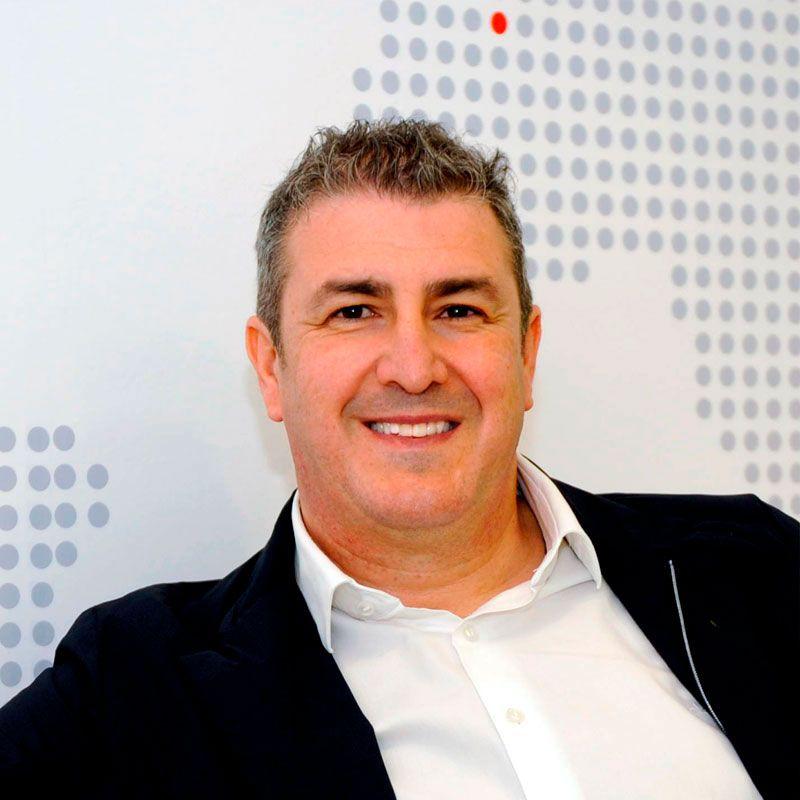 Fotografia Diego Gomila, CEO & Fundador de Affilired, con sede en