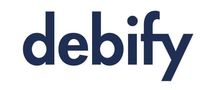 Fotografia Logo Debify
