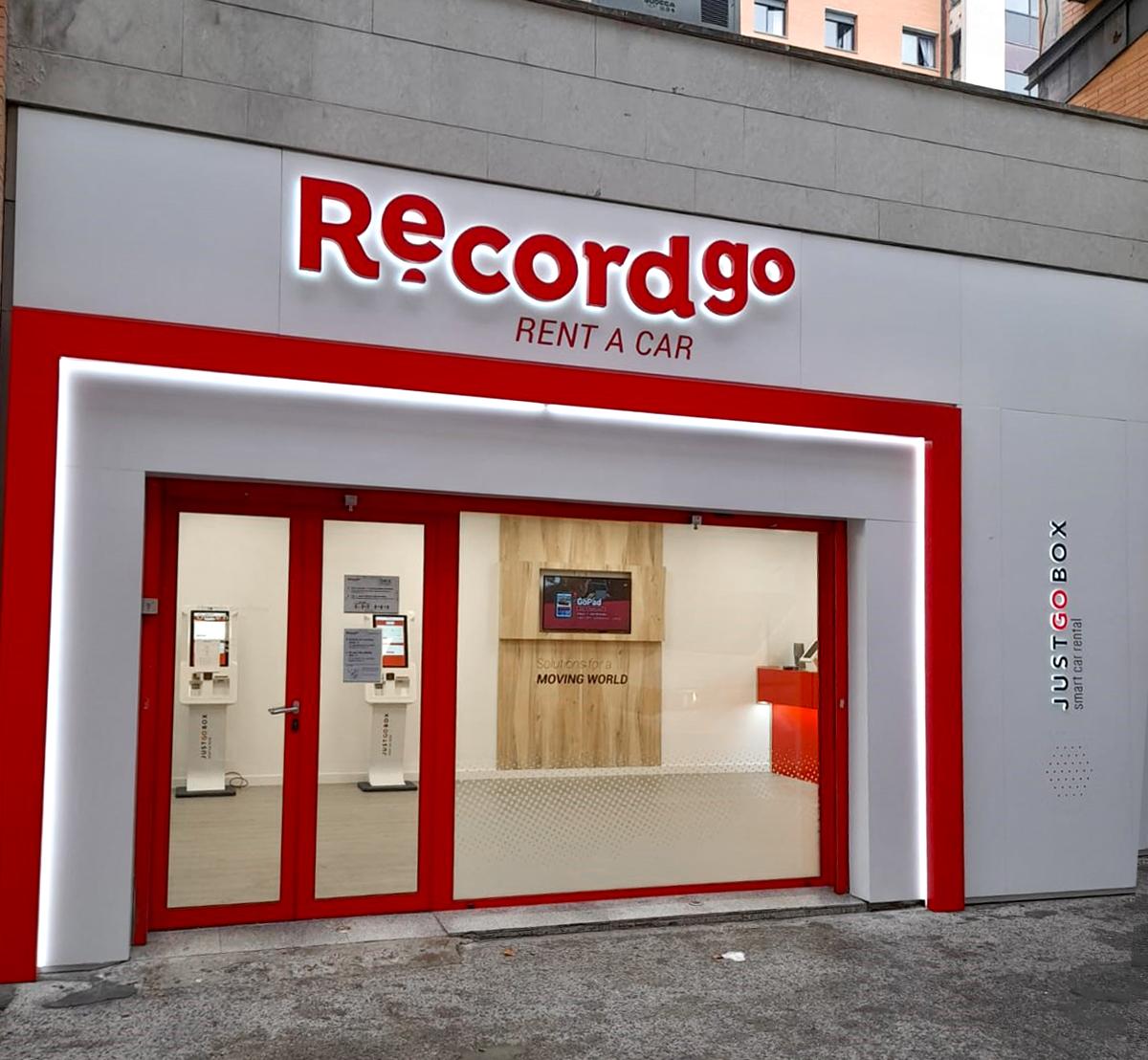 Record go, Sevilla-Santa Justa