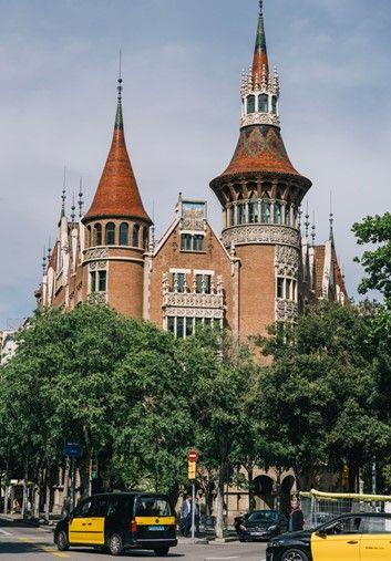 Fotografia Casa de Les Punxes