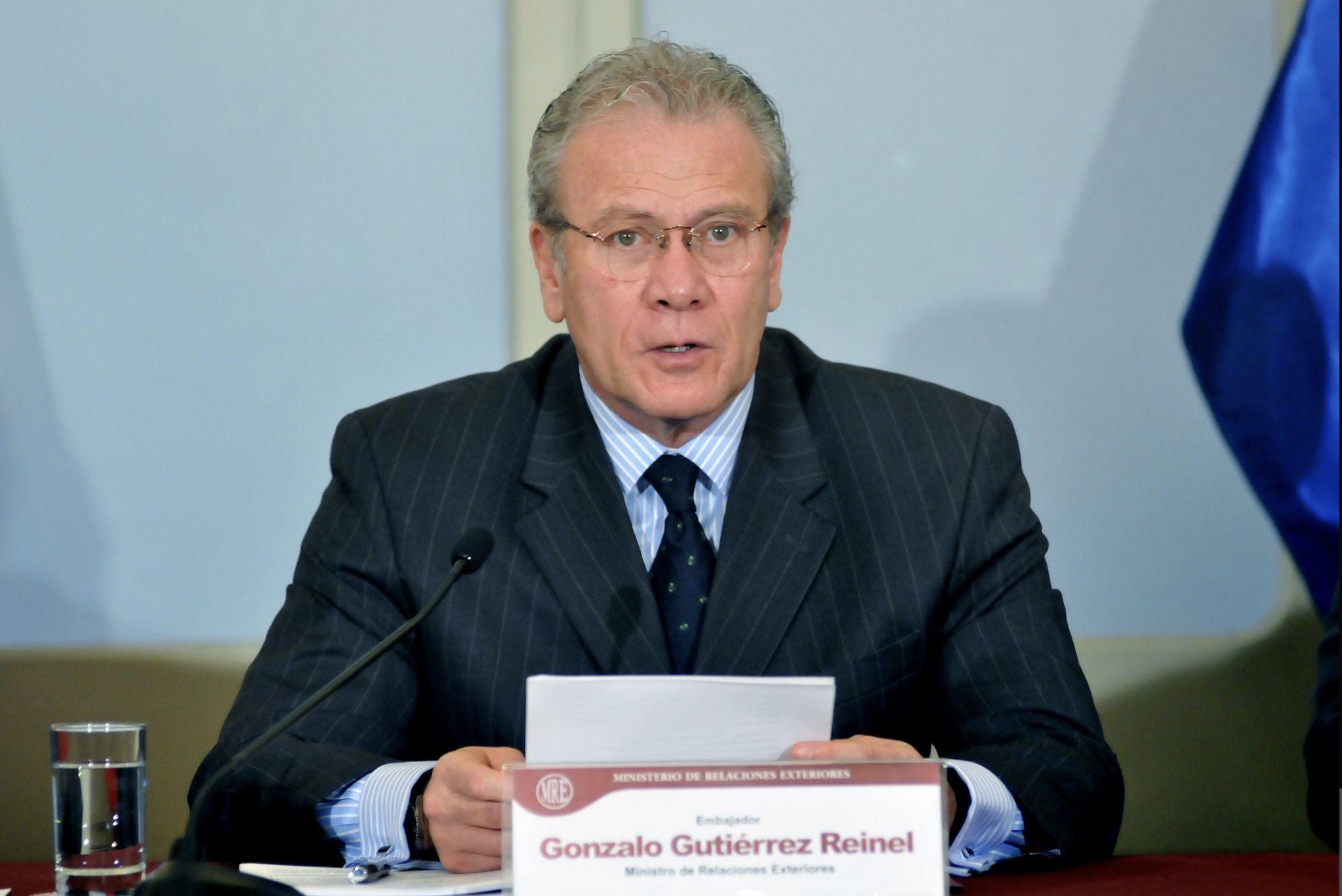 Gonzalo Gutierrez Reinel